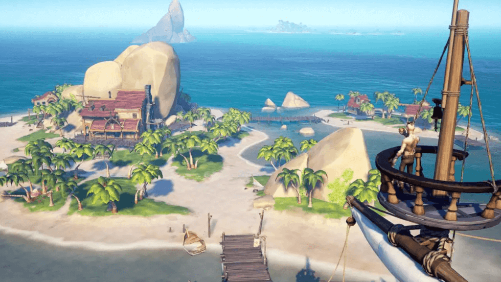 Sea of Thieves BronzeBeard - The Color of Beard We Don't Want to See