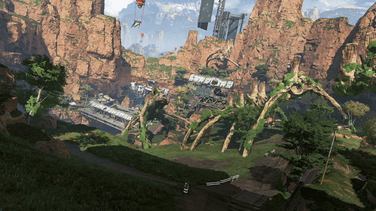 Apex Legends Genesis Collection Event Features the OG King's Canyon