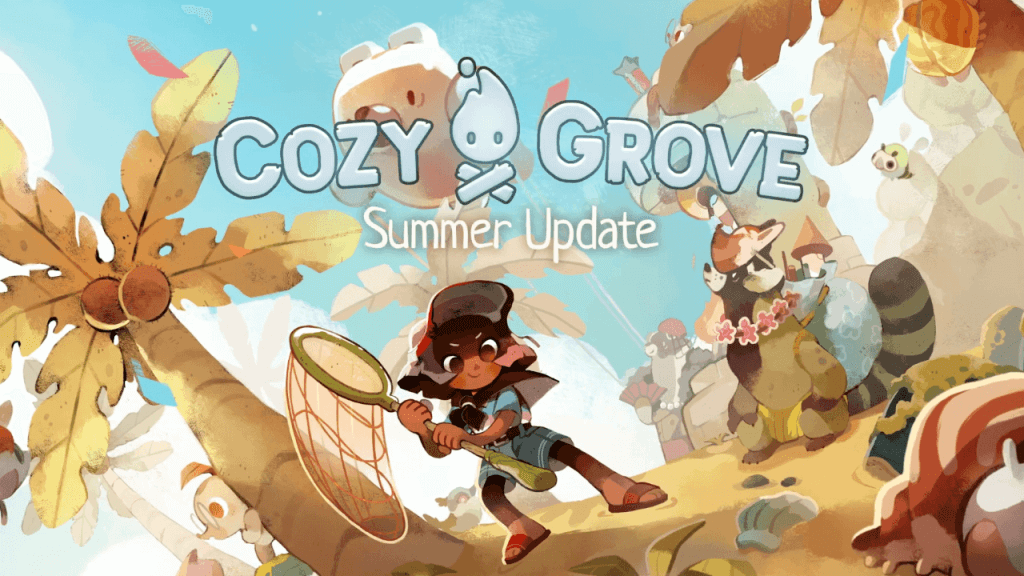 Cozy Grove Summer Update Patch Notes