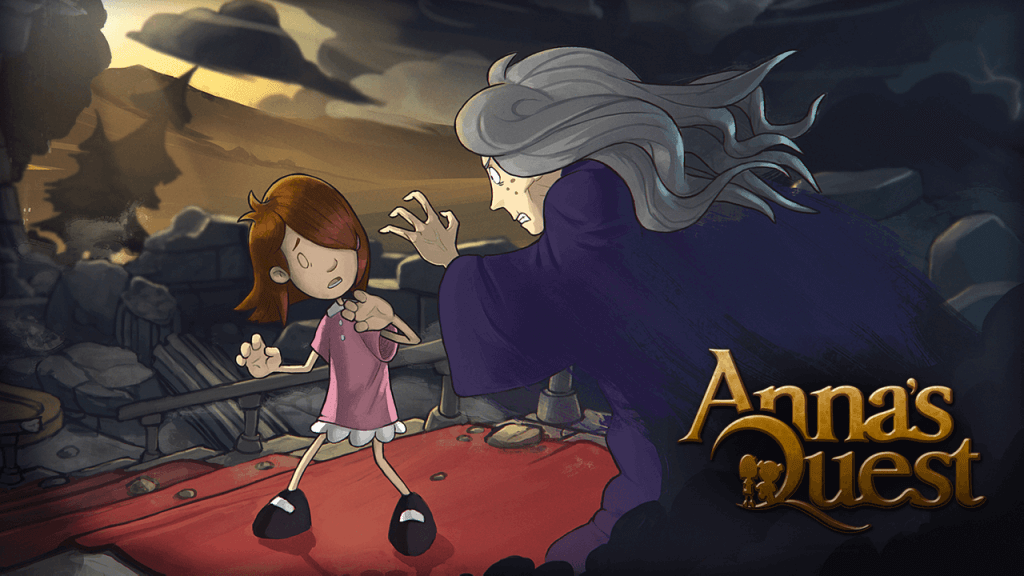 Anna's Quest is Now Available on Consoles