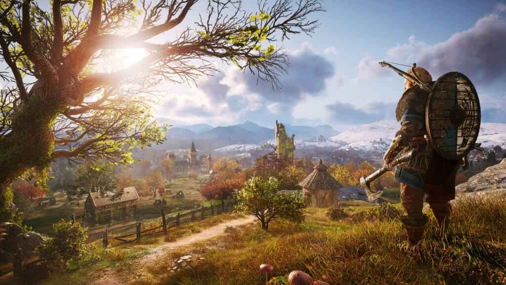Assassin's Creed Valhalla Will Receive a Second Year of Content