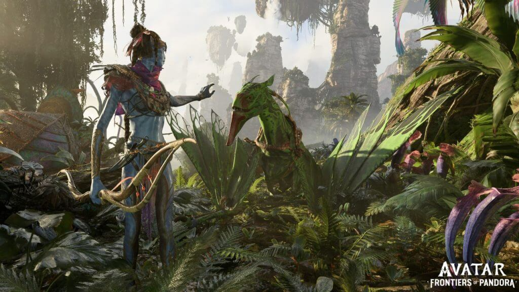 Ubisoft Drops First Trailer for Avatar: Frontiers Of Pandora