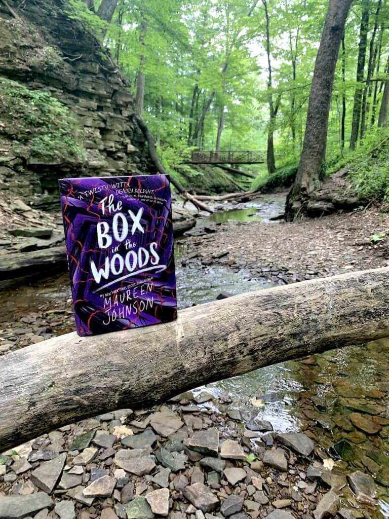 Maureen Johnson's The Box In The Woods Review