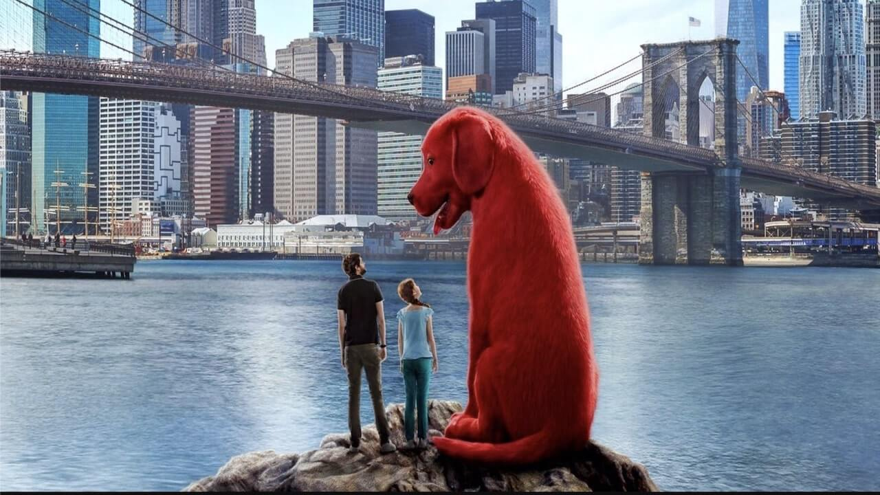 Clifford the Big Red Dog Revealed in First Trailer