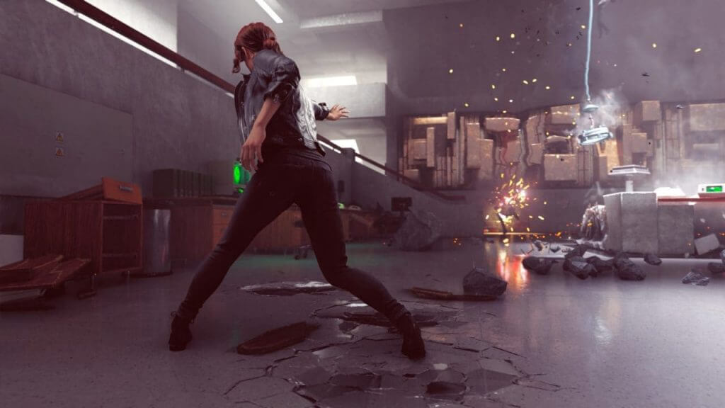Remedy Entertainment is Developing a Multiplayer Control Spin-Off
