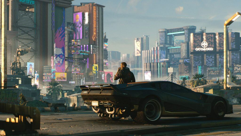 Cyberpunk 2077 is Once Again Available on the PlayStation Store