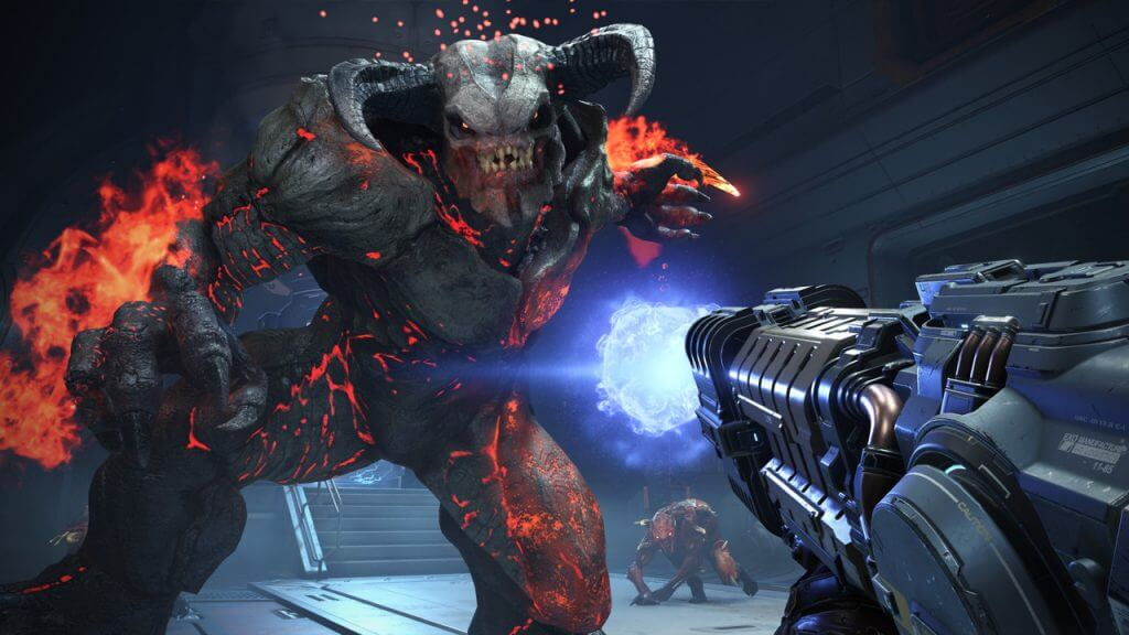 DOOM Eternal Next-Gen Update for Xbox Series X/S, PS5 Out Today