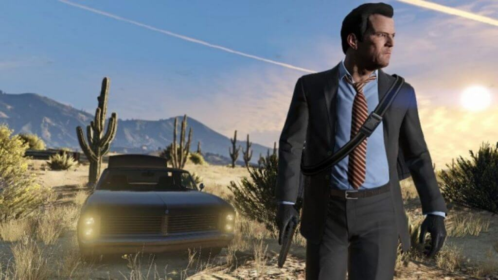 Grand Theft Auto V Will Run at 4K and 60FPS on PlayStation 5