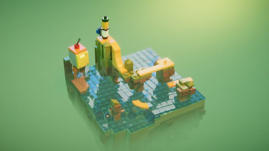 LEGO Builder's Journey Out Today on PC and Nintendo Switch