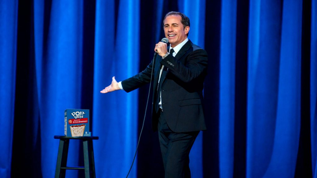 'Unfrosted', Jerry Seinfeld to Star in Netflix Movie on the Origin of Pop-Tarts