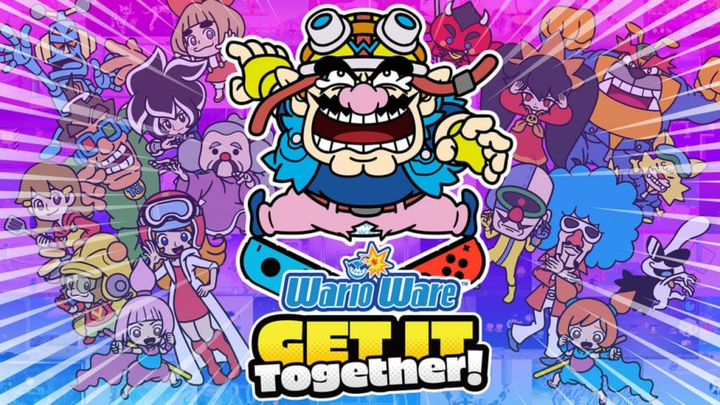 WarioWare: Get It Together Launches on Switch This September