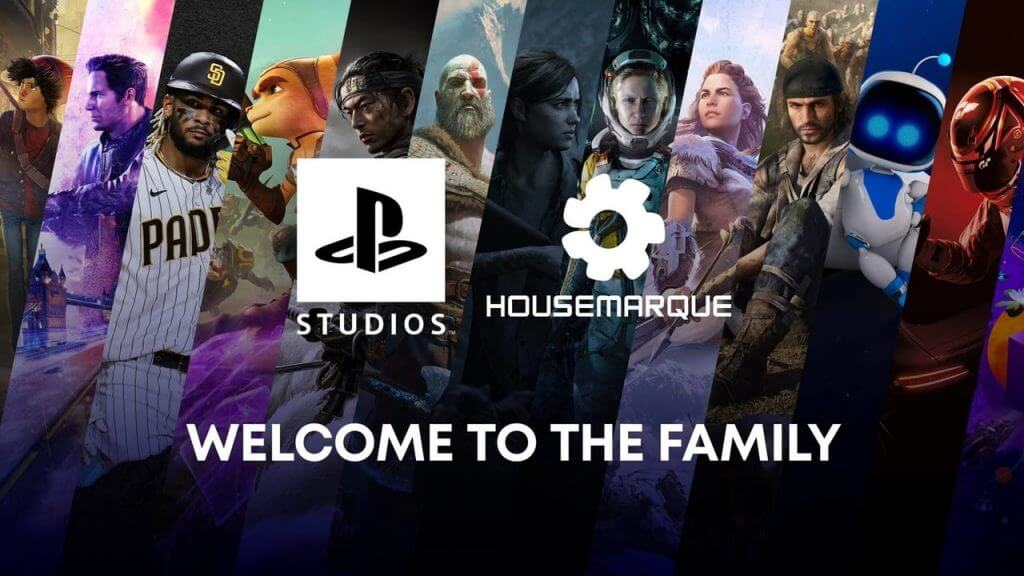 Housemarque Becomes Latest Studio to Join PlayStation Studios