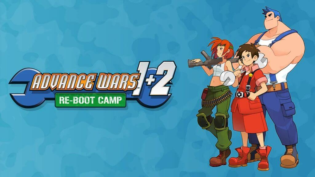 Advance Wars Reboot Camp Moves Out in December
