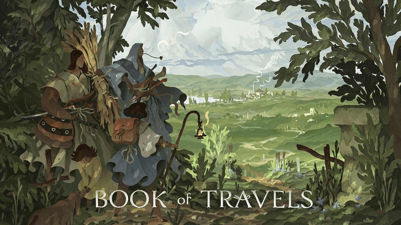 Book of Travels Releases in Early Access on Steam This August 9
