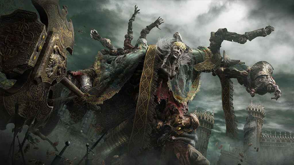 FromSoftware Talks Elden Ring Story, George RR Martin Involvements