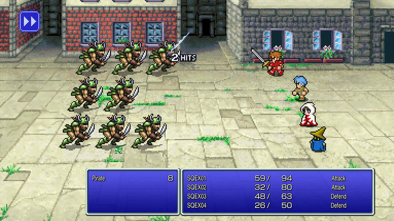 Final Fantasy Pixel Remaster Launches July 28, Possibly Missing Features