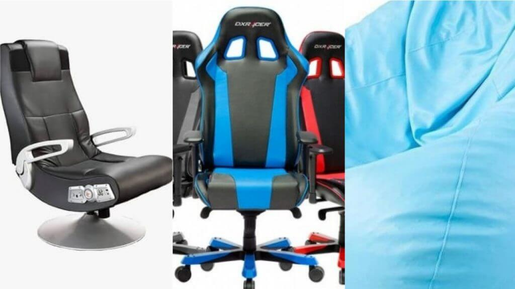 The Different Varieties of Gaming Chairs You Can Buy Today