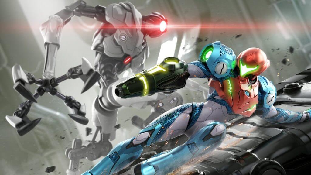 Metroid Dread Highlights New Features in Footage