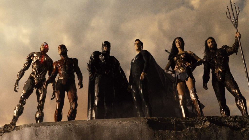 The Snyder Cut Comes to Blu-Ray in September
