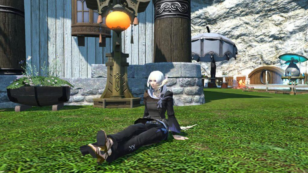 FFXIV Patch 5.58 Will Have Idle Players Kicked from Servers