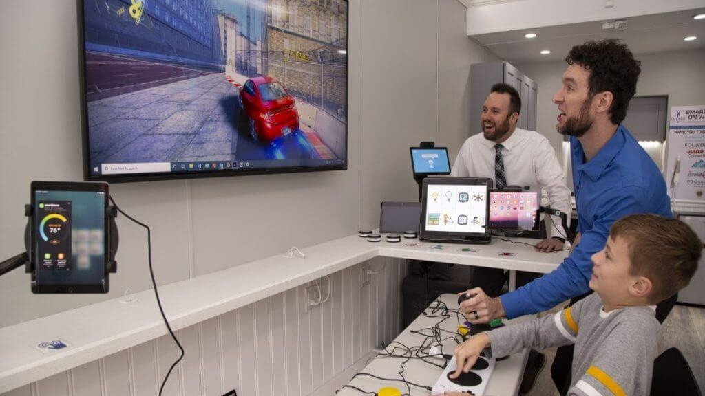 Logan Health Children's Uses Gaming Therapy