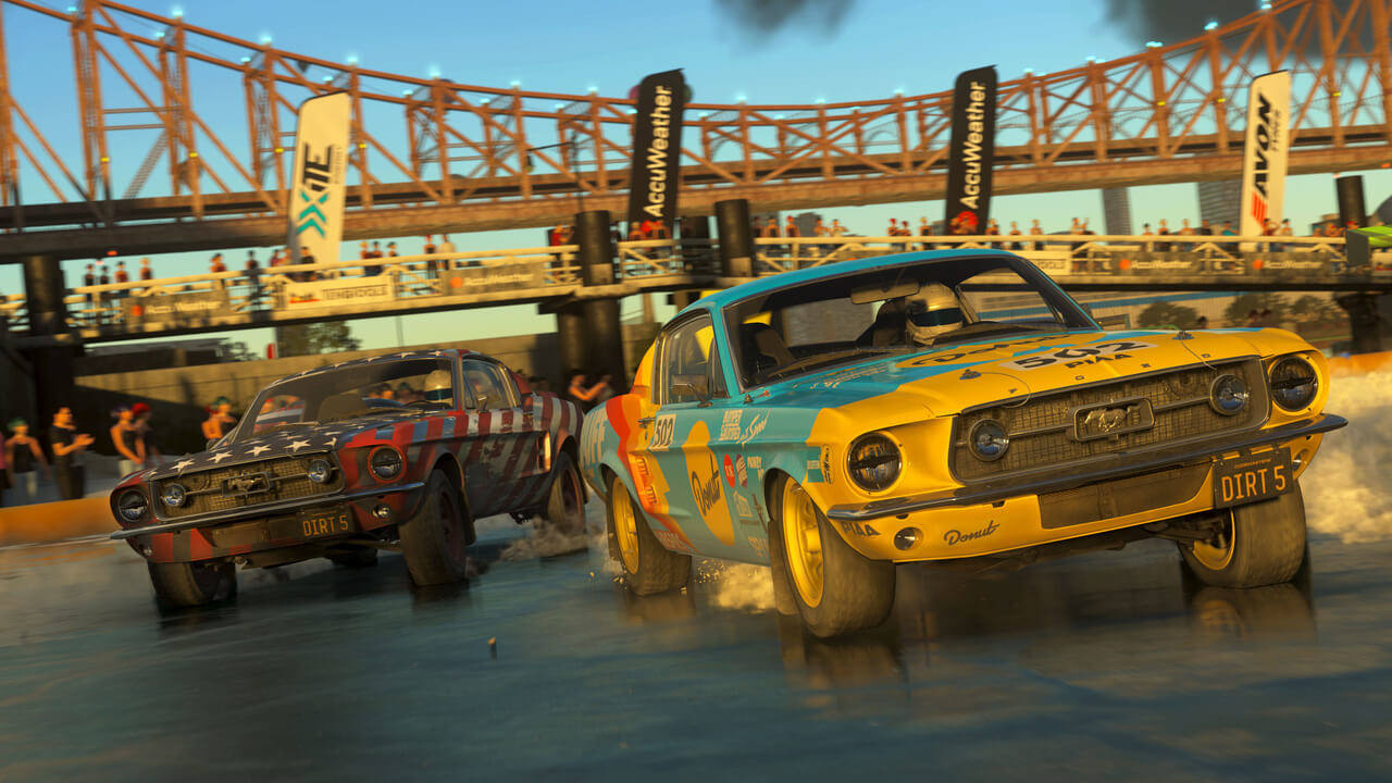 Dirt 5 Update 5.00/5.01 Patch Notes - Biggest Update Yet