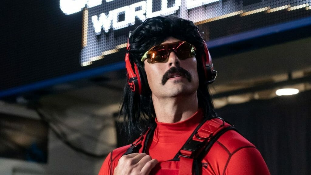 Dr. Disrespect Might Help Netflix Gaming Plans