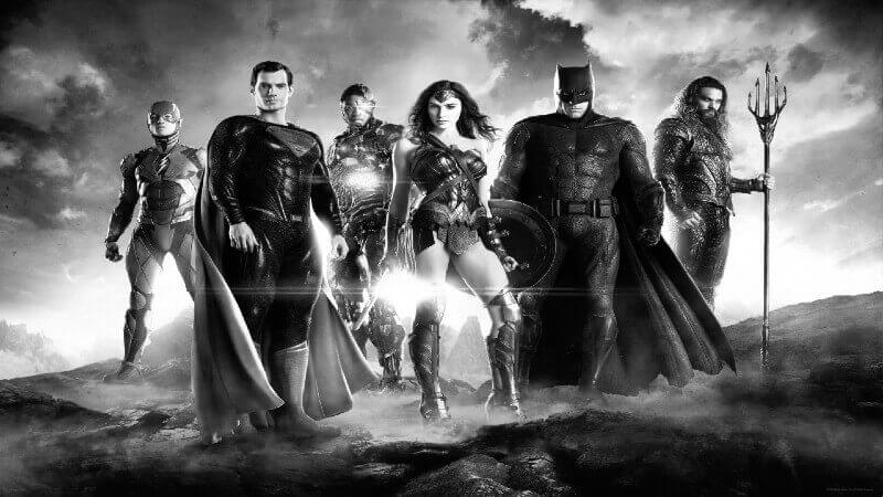 Dreamscapes of Justice League with Zack Snyder storyboards