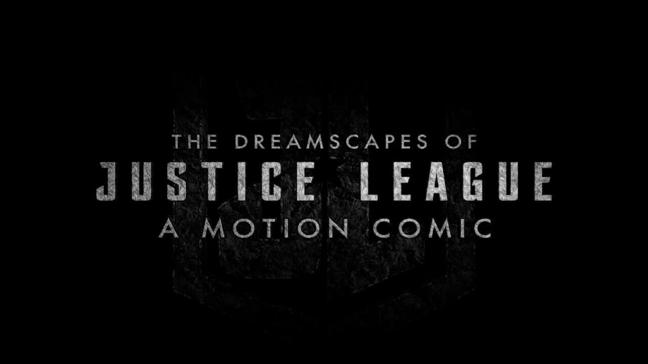 Zack Snyder's Justice League Motion Comic Releasing This Year