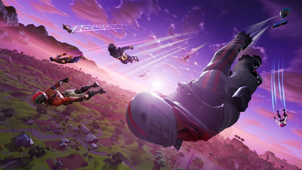 Fortnite Update 17.20 Patch Notes
