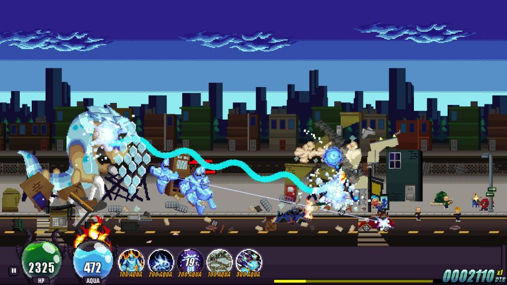 Gigapocalypse Opens in Steam Early Access Today