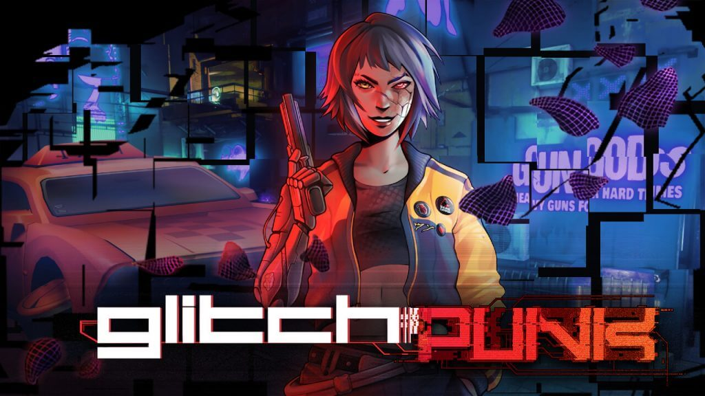 Glitchpunk Trailer Announces Release Date for Early Access
