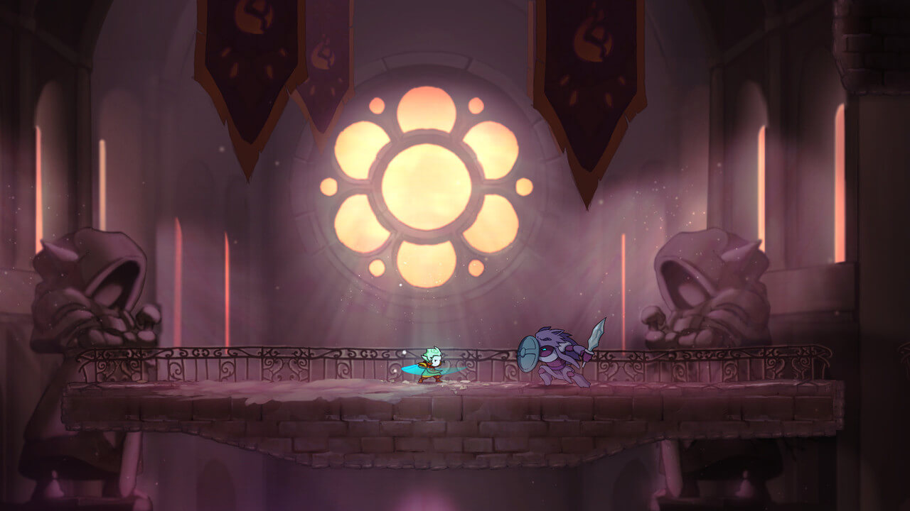 Greak: Memories of Azur Nintendo Switch Demo Out Today