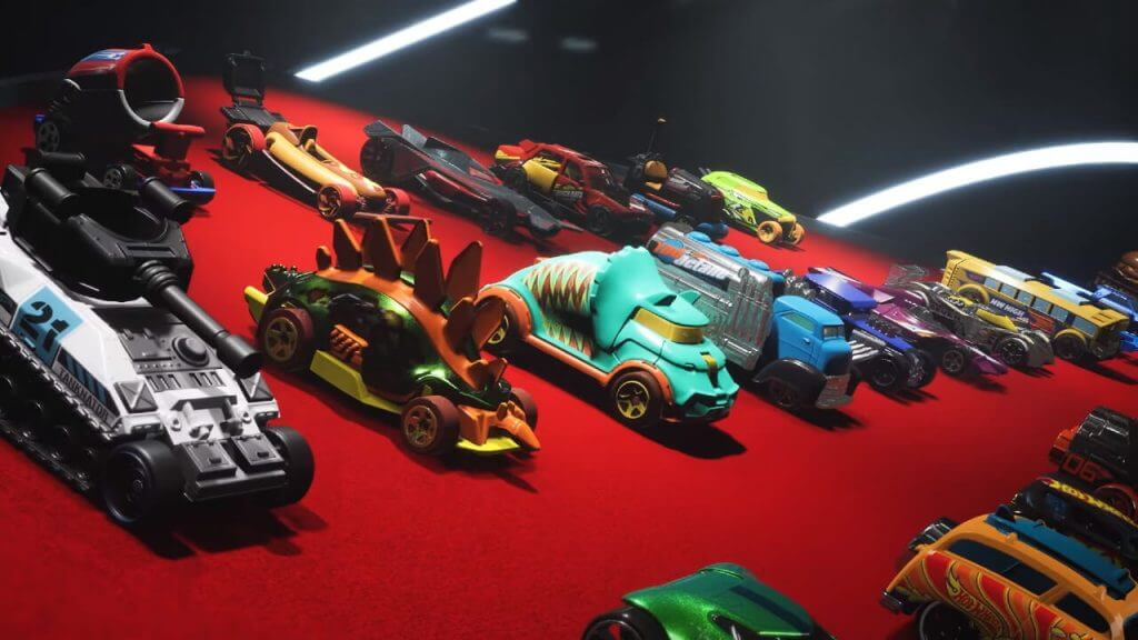 Hot Wheels Diecast Trailer Features Snoopy, Batmobile, and More