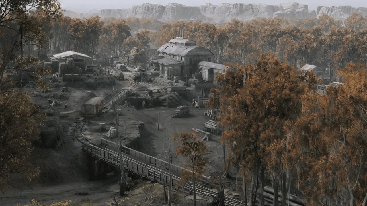 Hunt: Showdown Reveals DeSalle, the Game's Third Map