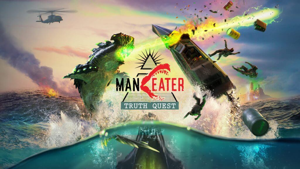 Maneater: Truth Quest DLC Launches August 31st