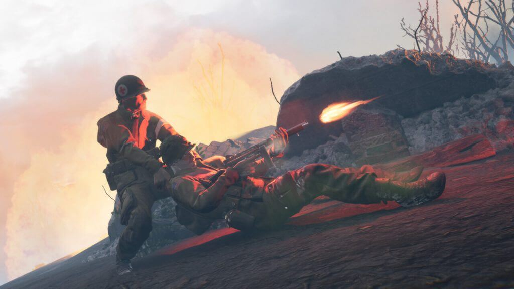 Kickstarter Campaign for Medic: Pacific War Launches Today