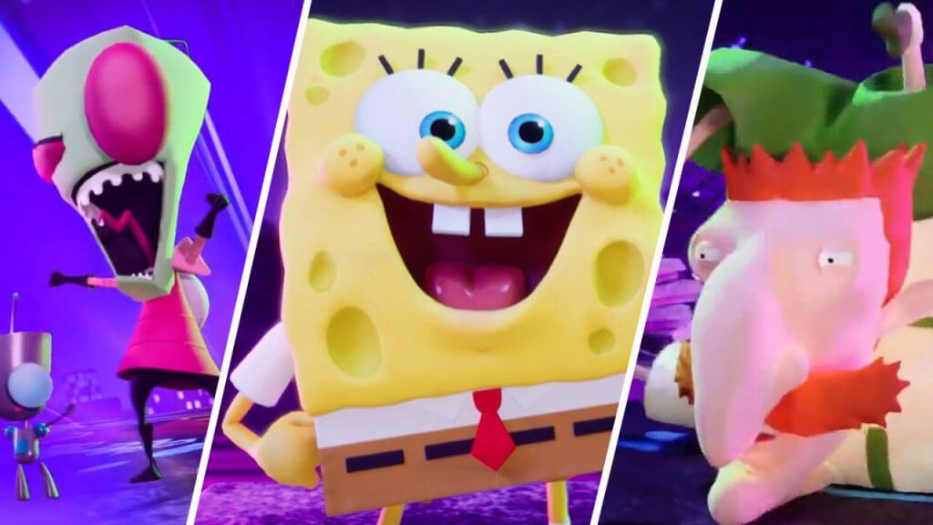 Smash Bros-like Nickelodeon All-Star Brawl Coming This Fall on Consoles