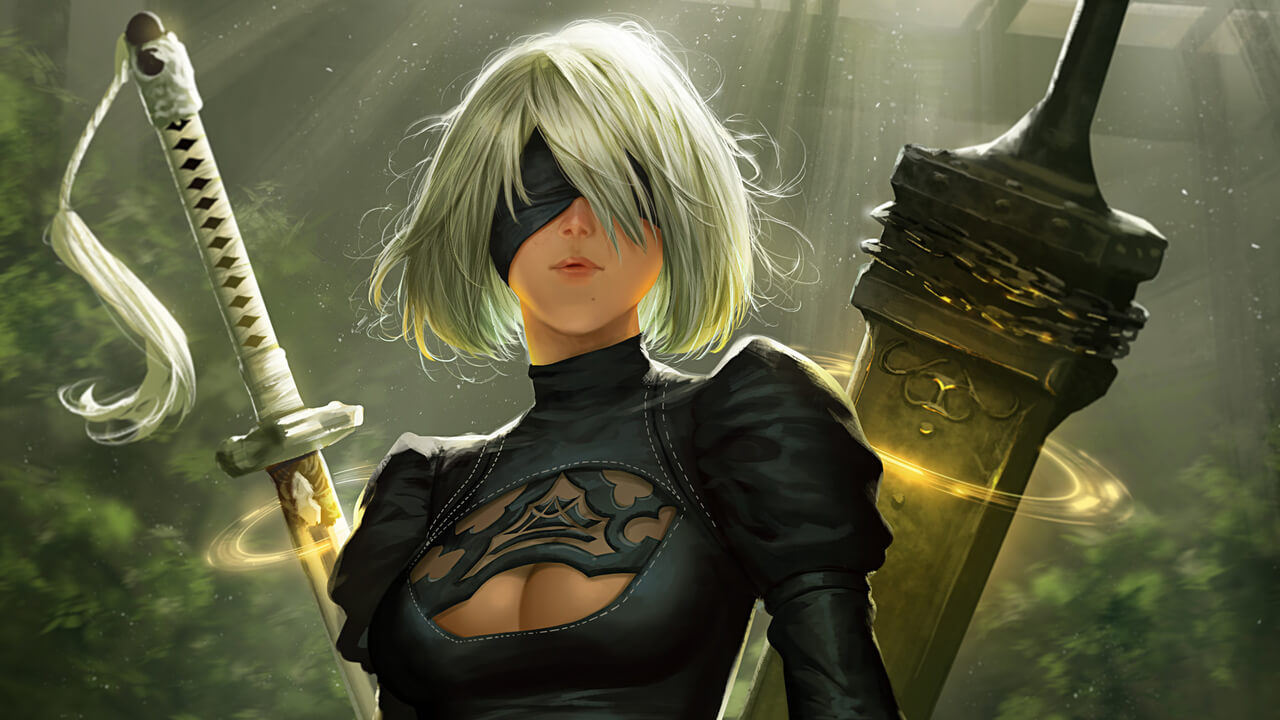 NieR Automata Steam Patch Release Date and Details