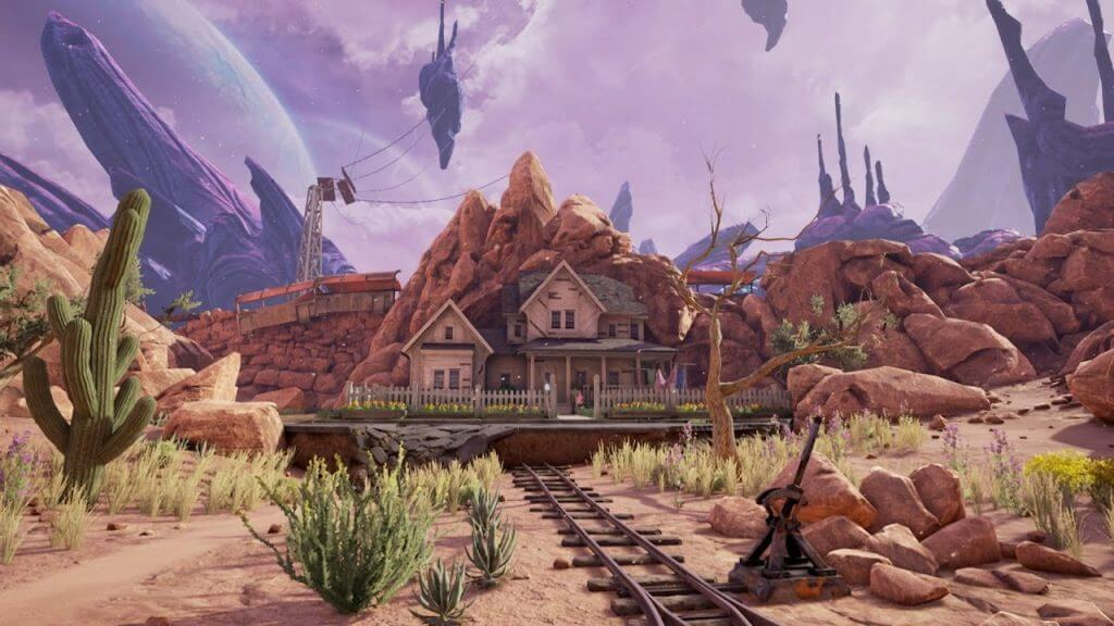 Obduction and Offworld Trading Company are Now Free on the Epic Games Store