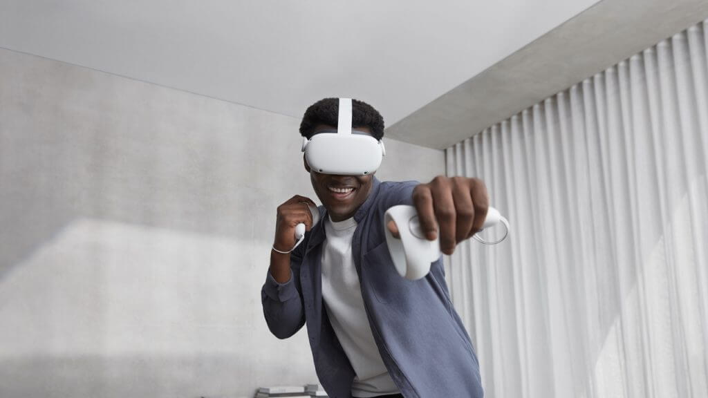 Oculus Quest 2 is Looking at Augmented Reality