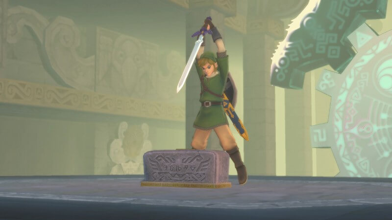Skyward Sword HD How to Unlock and Use a Fatal Blow