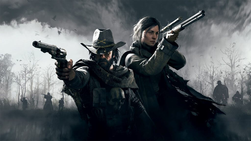 Tencent Reportedly Looking to Acquire Hunt: Showdown Dev Crytek