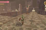 The Legend of Zelda Skyward Sword HD: Finding the Small Key in the Lanayru Mining Facility