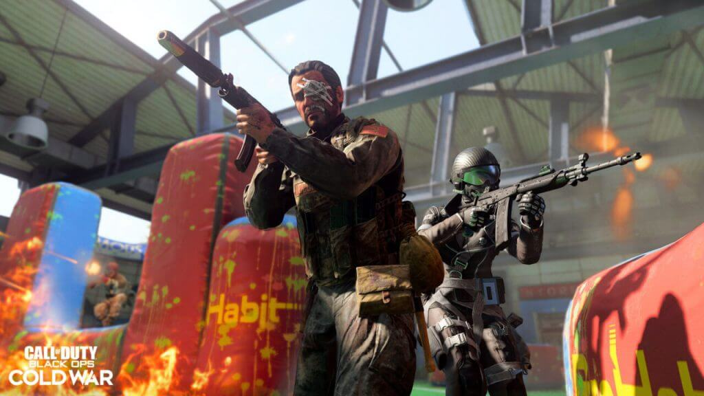 Call of Duty: Black Ops Cold War Season 4 Reloaded Update Patch Notes