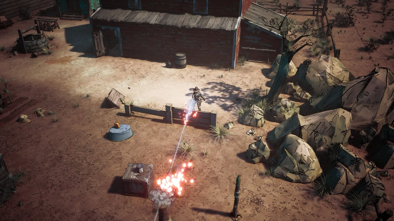 Weird West Shoots for Consoles This Fall