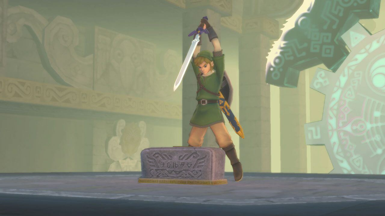 The Legend of Zelda: Skyward Sword HD Features Many Quality of Life Improvements