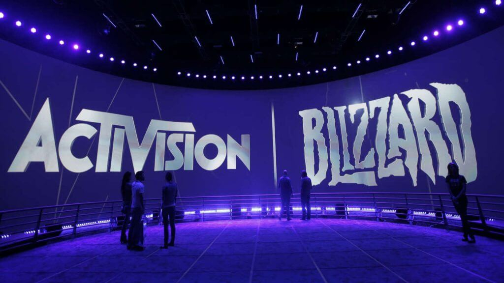Activision Blizzard Sued Over Sexual Harassment, Unequal Pay
