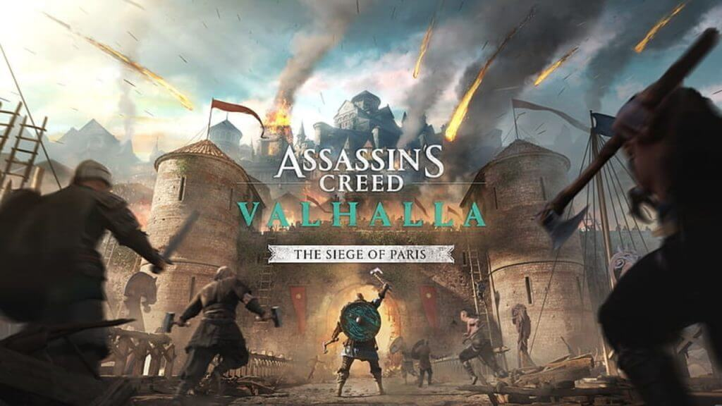 Assassin's Creed Valhalla: How to Start Siege of Paris