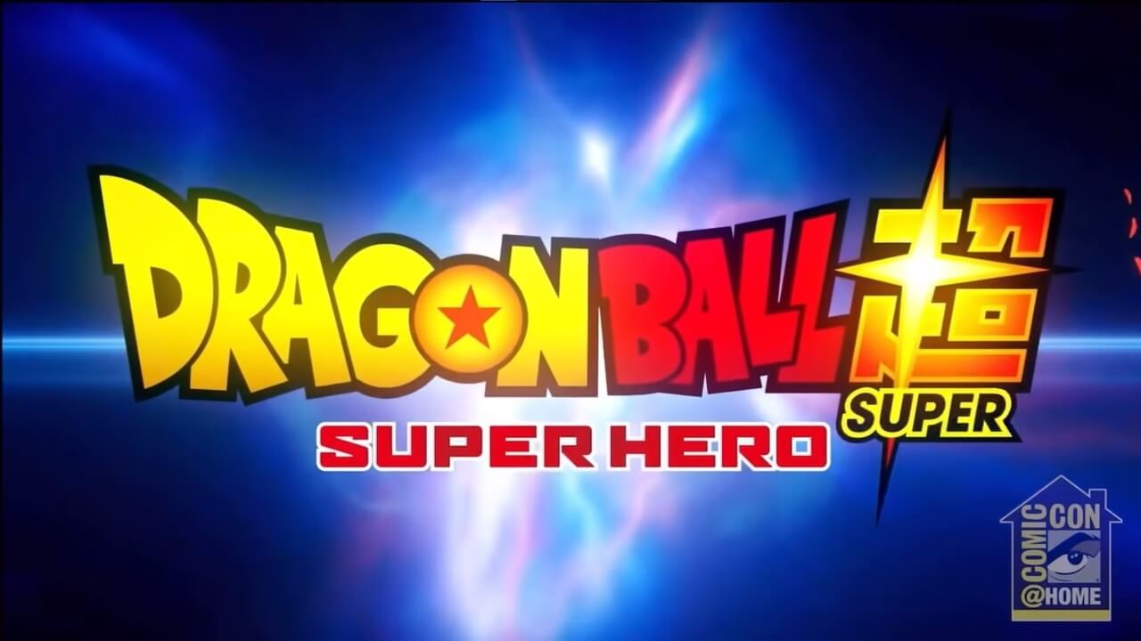 New Dragon Ball Super: Super Hero Trailer Revealed at NYCC
